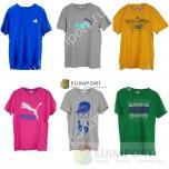 Набор одежды марок Adidas, Puma, Nike
