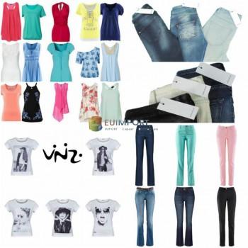 Бренды Одежда Mix стартовый пакет - Vero Moda, Vinizi, Tom Tailor, S.Oliver, Tamaris, Доставка