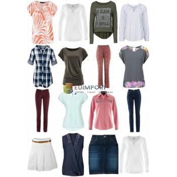 Женщины текстиль Последний шанс - Джинсы блузок колет рубашки рок итд