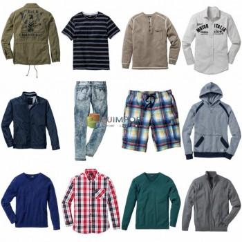 Мужская одежда смешанный пакет - Рубашки Куртки Рубашки Перемычки толстовки итд