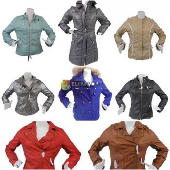 Женские куртки разные версии осень-зима