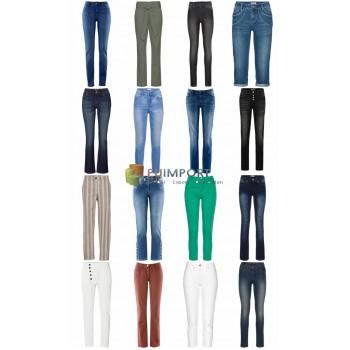 Женские джинсы Stocklots Mix