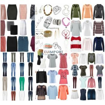 Stocklots одежды Специального текстиля Обувь Аксессуары Mix