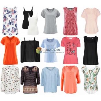 Женская летняя одежда Распродажа Продажа Футболки Блузки Туники Брюки Топы Платья