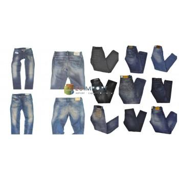 Оставшиеся в ассортименте мужские джинсовые джинсы Diesel Jack and Jones Jeans Mix Pants