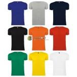 Детские футболки Топы Мальчики Девочки Основы Хлопок