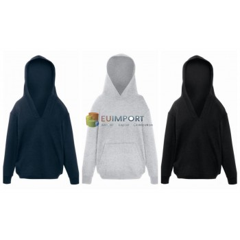 Fruit of the Loom Kids Uni Hoodie Пуловер Hoodies Mix