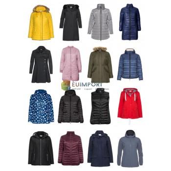 Дамы Плюс Размер Мода Плюс Размер Куртки Блейзеры Пальто Большие размеры Оставшийся запас Микс