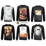 Смешанный дизайн свитера для свитера