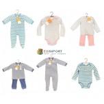Одежда для новорожденных Зимняя одежда для младенцев Пижамы Bodysuits Спецодежда