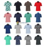 Мужская марка Polos Tops Short Sleeve Mix