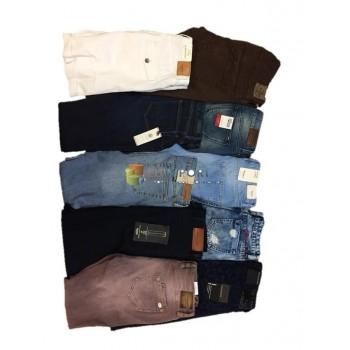 Женские джинсы Mix Tommy Hilfiger Pepe Jeans Wrangler Великолепный Tom Tailor Марк ОПоло Дезигуаль