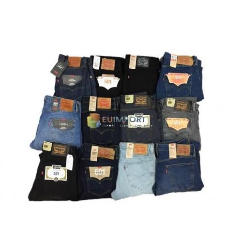 c96045c0bb66 Мужская одежда : Levis Jeans Мужские бренды Брюки Бренд Jeans Mix