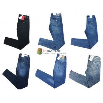 Guess Jeans Women Branded Pants Brand Jeans Mix