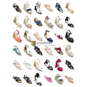 Женская обувь Летняя обувь Сандалии Стринги Сандалии Мулы Сандалии Эспадрильи Летний микс