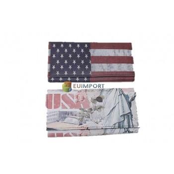 Кошелек женский кошелек портмоне бумажник PU