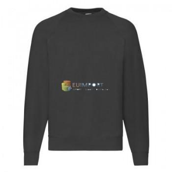 Детский свитер Fruit of the Loom Джемпер черный