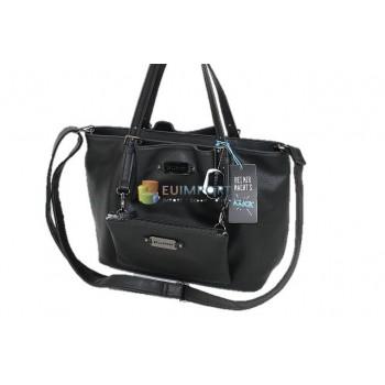 Женская сумка Сумка через плечо Сумка через плечо PU Bag Black
