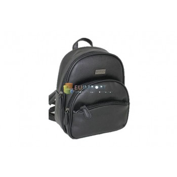 Женская сумка через плечо рюкзак PU маленький