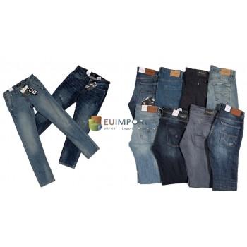 Угадай джинсы мужские фирменные брюки фирменный микс