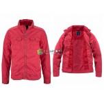 Куртка мужская Rhode Island красная