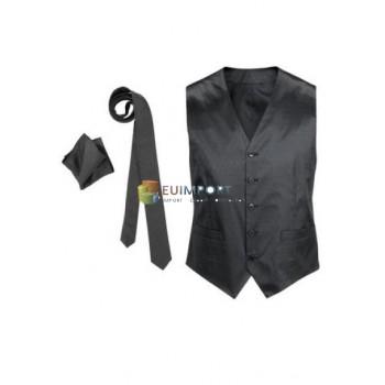 Мужской жилет Tie Cloth Set Деловой модный костюм