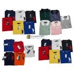 US Polo Assn. Поло-рубашка Uni Stripped Men Поло с фирменной рубашкой Mix