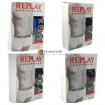 Replay боксеры мужское нижнее белье микс - 3 шт.