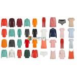 VILA Одежда Модный женский текстиль Mix