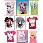 Детская брендовая одежда Hello Kitty, Disney и другие