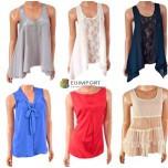 Набор женских блуз Vero Moda, 6 моделей