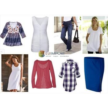 Набор женской одежды в оригинальной упаковке