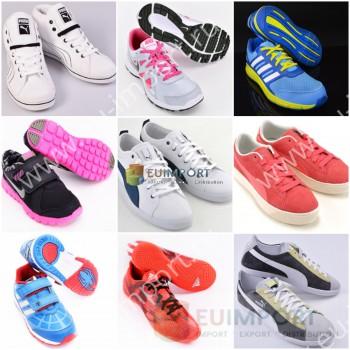 Спортивная обувь известных брендов