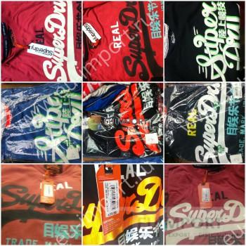 Мужские футболки Superdry